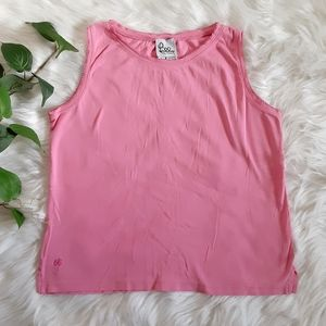 Lilly Pulitzer vintage pink tank